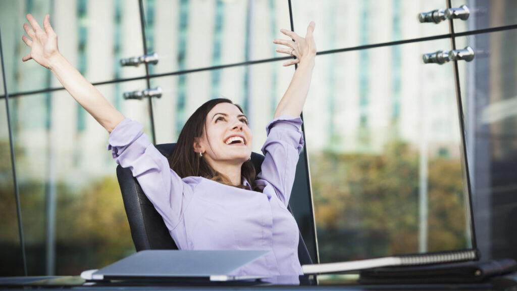 Así es cómo el trabajo puede afectar a tu felicidad