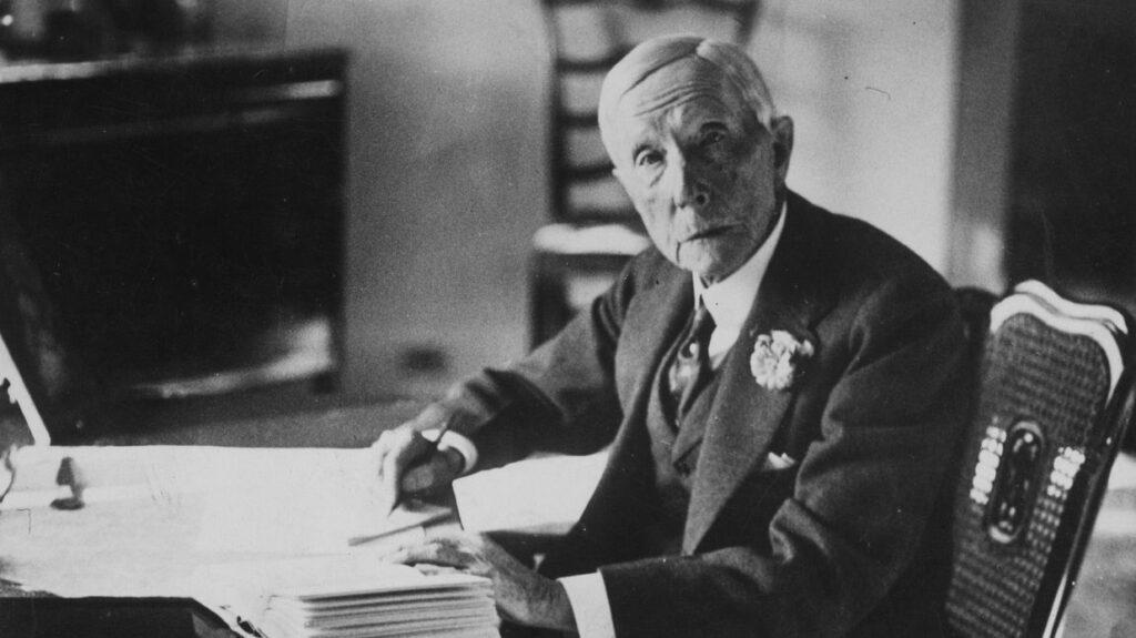 Algunos hábitos de Rockefeller que pueden ser útiles para tus finanzas