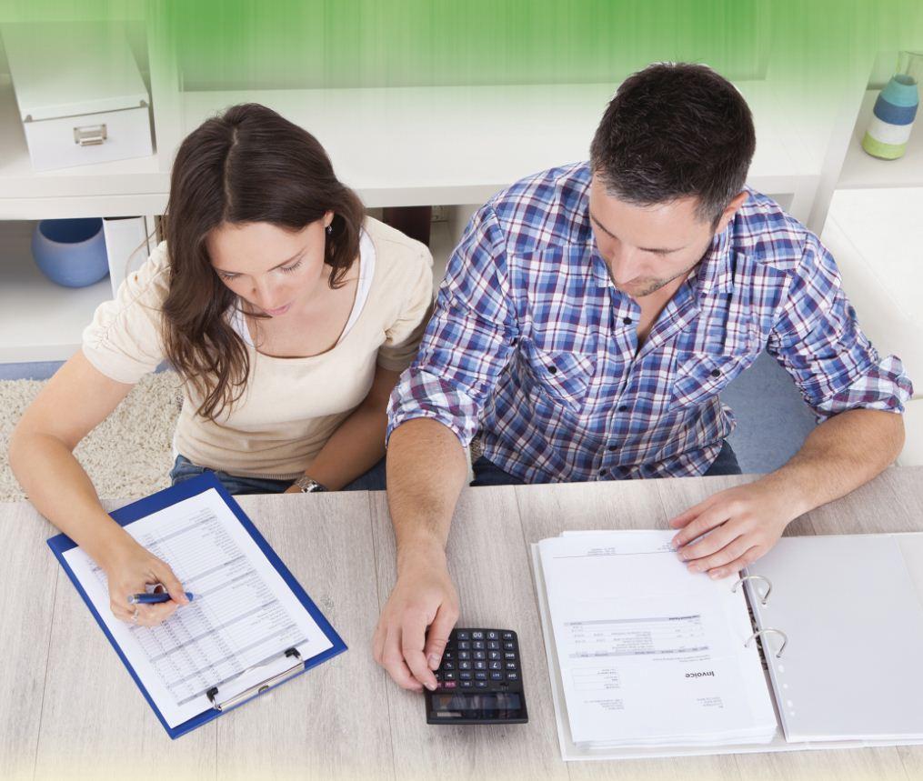 Vida en común: cómo organizar las cuentas de casa