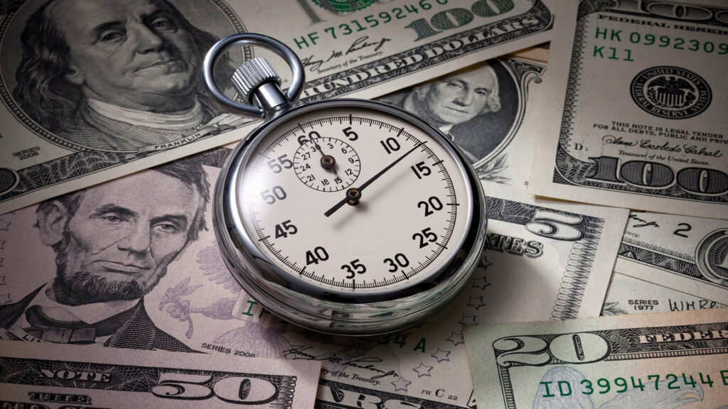 ¿Por qué debes ver tu tiempo como dinero?