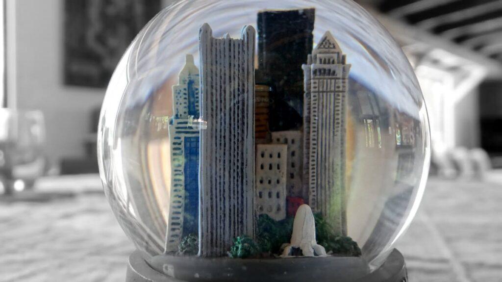 Cómo prevenir el efecto negativo de una burbuja en bienes raíces