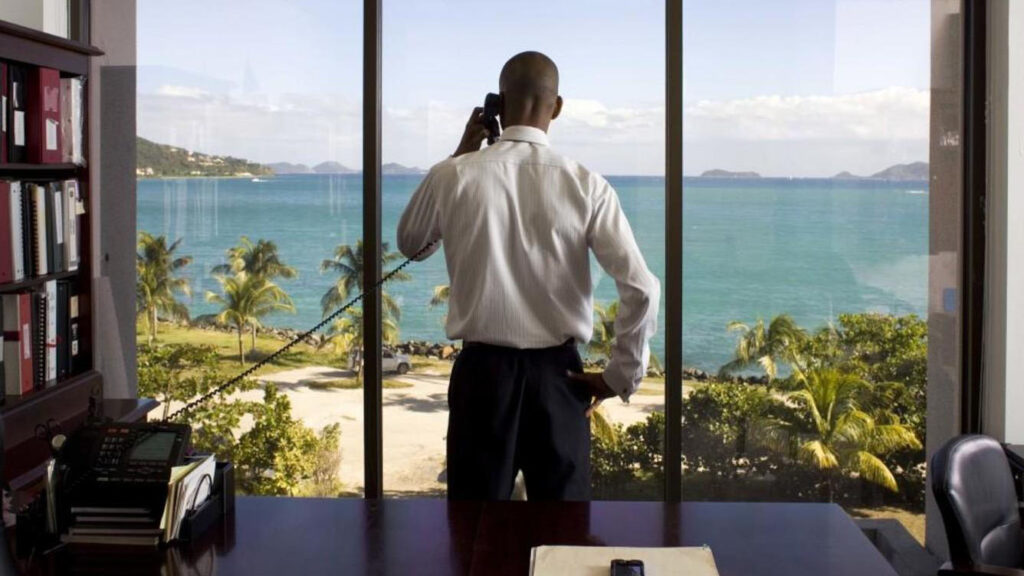 ¿Cómo funciona un paraíso fiscal?