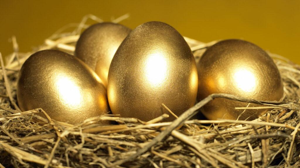 El oro, una opción como inversión y medida de protección