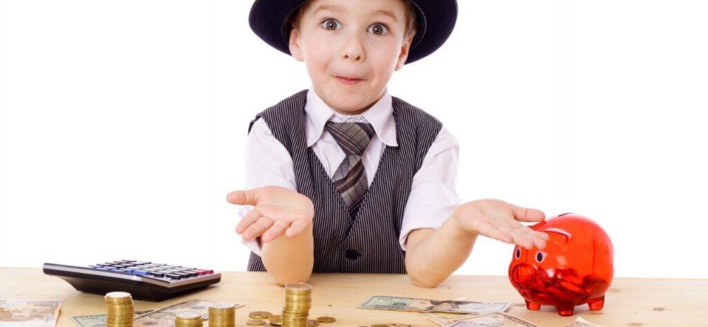 Que el dinero no sea un misterio para los niños